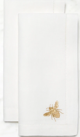 Bumblebee Dinner Napkins