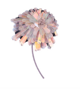 Chrysanthemum Brooch Pin