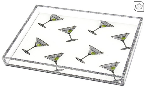 Martini Tray - Sotre Collection