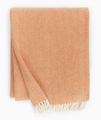 Monogrammed Celine Throw - Sotre Collection