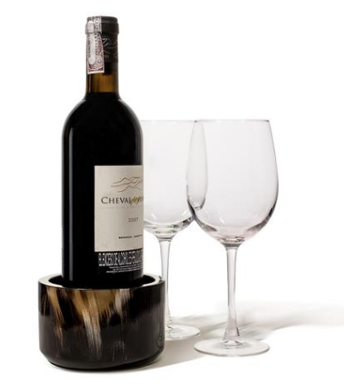 Horn Veneer Wine Coaster - Sotre Collection