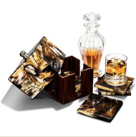 Ultra-Chic Coaster Set