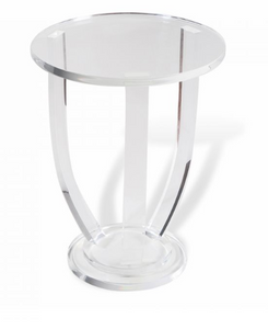 Lila Small Drinks Table