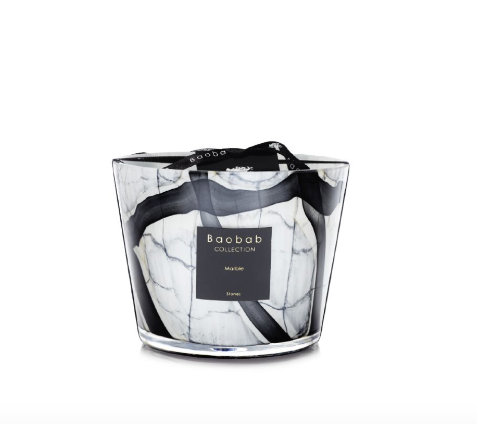 Stones Marble Candle - Sotre Collection
