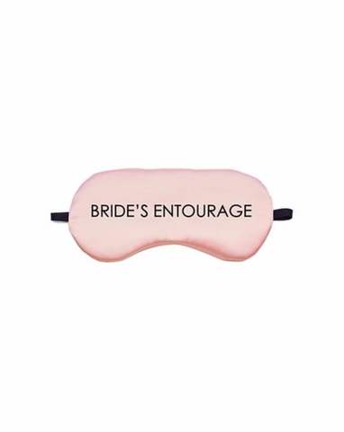 Bride's Entourage Eye Mask - Sotre Collection