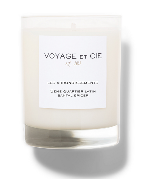 Les Arrondissements Candle Collection - Sotre Collection