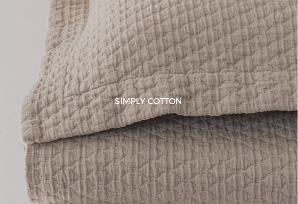Simply Cotton Queen Matelasse - Sotre Collection