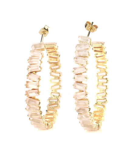 Thea Hoop Earrings - Sotre Collection