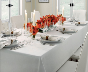 Classic Linen Tablecloth - Sotre Collection