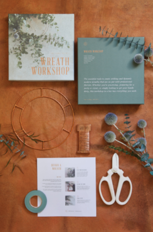 Wreath Workshop Kit