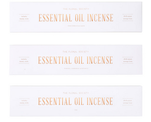 Essential Oil Incense