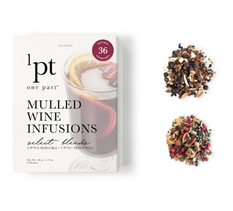 Mulled Wine Infusion Pack - Sotre Collection
