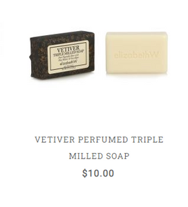 Tripple Milled Soap