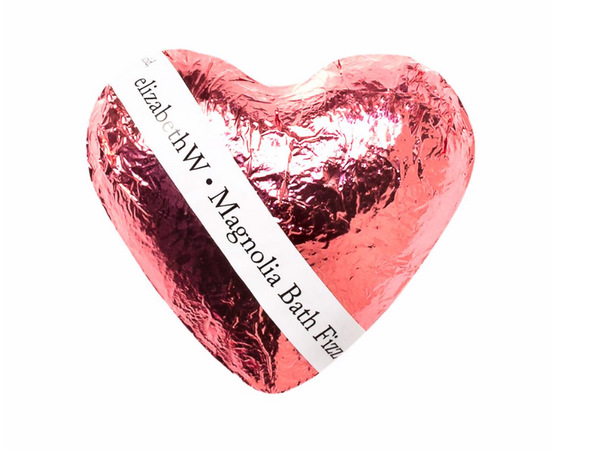 Fizzy Heart Bath Bomb - Sotre Collection
