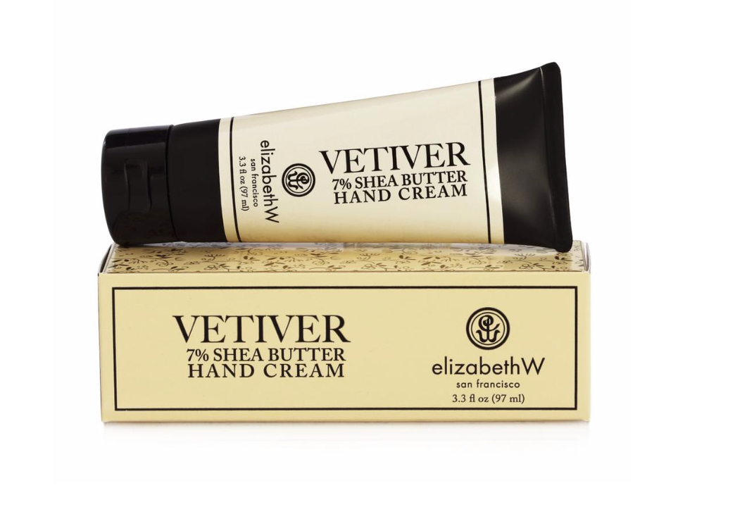 Vetiver Hand Cream