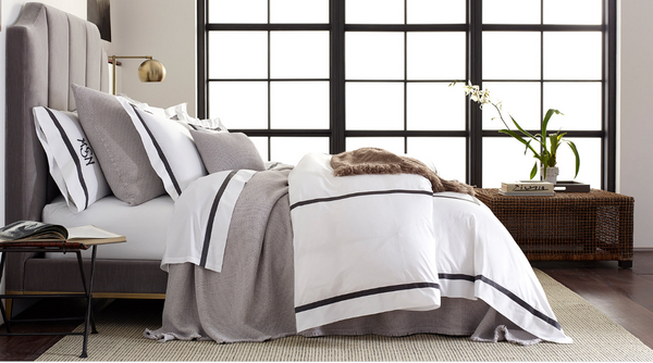 Lowell Fitted Sheet - Sotre Collection
