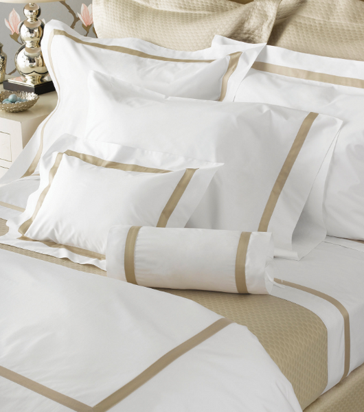 Lowell Egyptian Cotton Pillow Cases - Sotre Collection