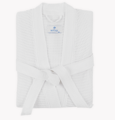 Kiran Waffle Weave Robe - Sotre Collection
