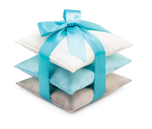 Fragrant Vetiver Silk Sachets