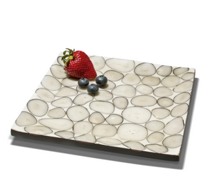 Tagua Accent Tray
