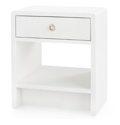 Benjamin 1 Drawer Side Table - Sotre Collection