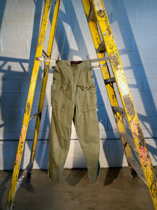 1/1 SMV MILITARY PANTS, OLIVE GREEN