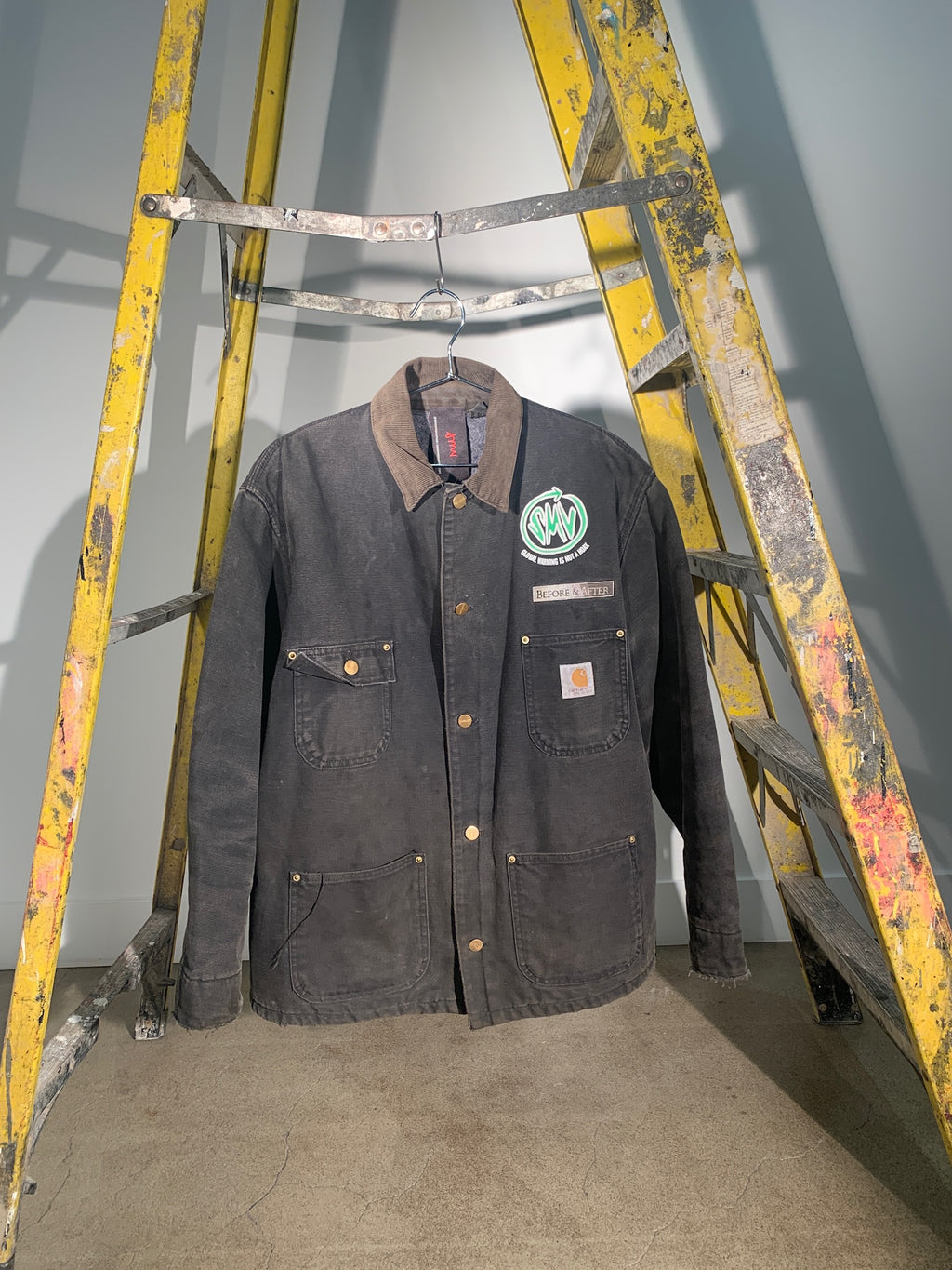 1/1 SMV WORKWEAR COAT