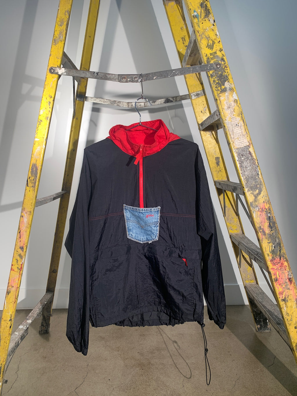 1/1 SMV POCKET WINDBREAKER