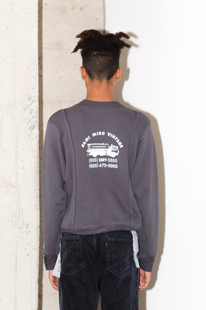 DUMPSTER SWEATSHIRT LONG
