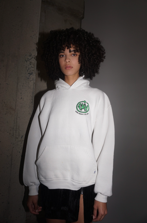 HOAX Hoodie in White