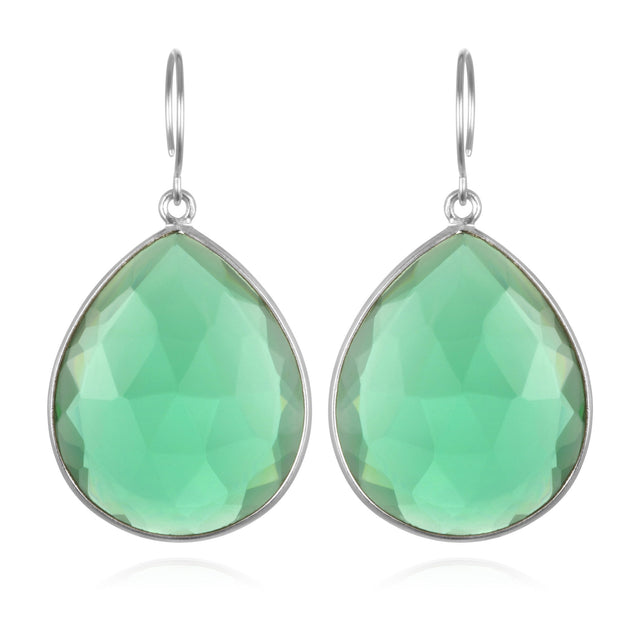 Cabo Grand Teardrop Earring