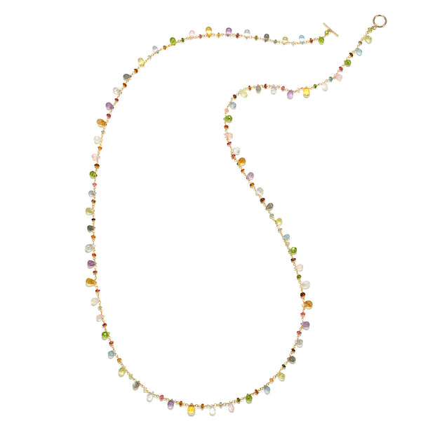Wildflower Necklace-long