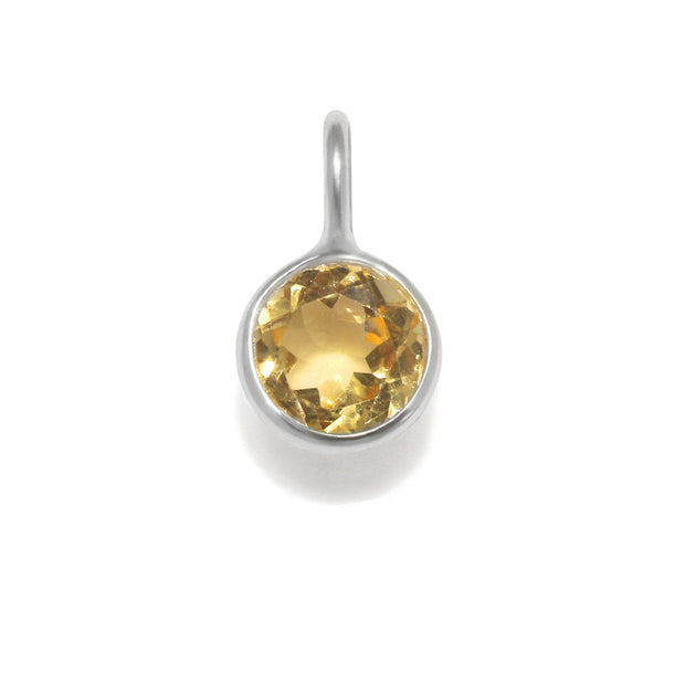 NEW! Birthstone Charms-Gold & Silver