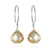Catherine Earring-Citrine