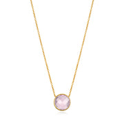 Daphne Necklace Gold