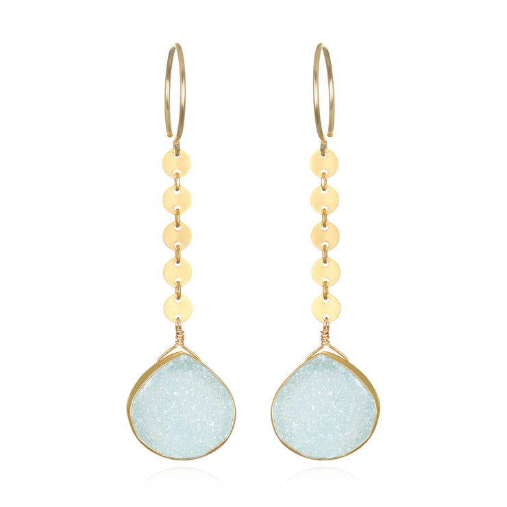 Catalina Circle Earring
