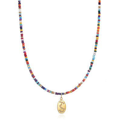 Rainbow Constellation Necklace