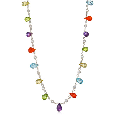 Wildflower Necklace-Brights