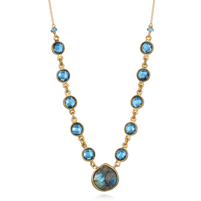 Aegean Statement Necklace