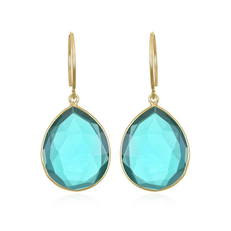 Cabo Gem Teardrop Earring
