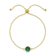 NEW! Birthstone Solitaire Bracelet