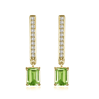Paris Drop Earring