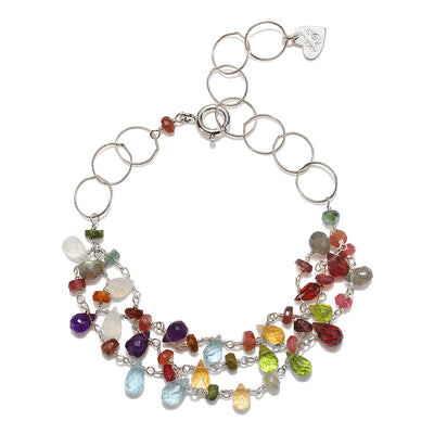 Wildflower Statement Bracelet