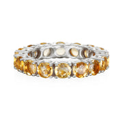 Eternity Gemstone Ring