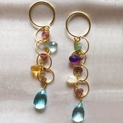 NEW! Wildflower Dangle Earrings