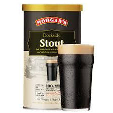 Morgan's Premium Dockside Stout