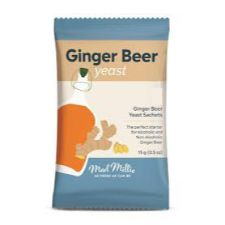 Yeast - Ginger Beer