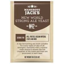 Yeast - New World Strong Ale M42