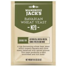 Yeast - Bavarian Wheat M20