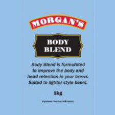Morgan's Body Blend (1Kg)